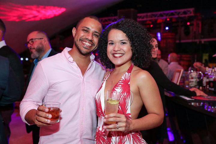 Wilfredo y Natalie Alvarado