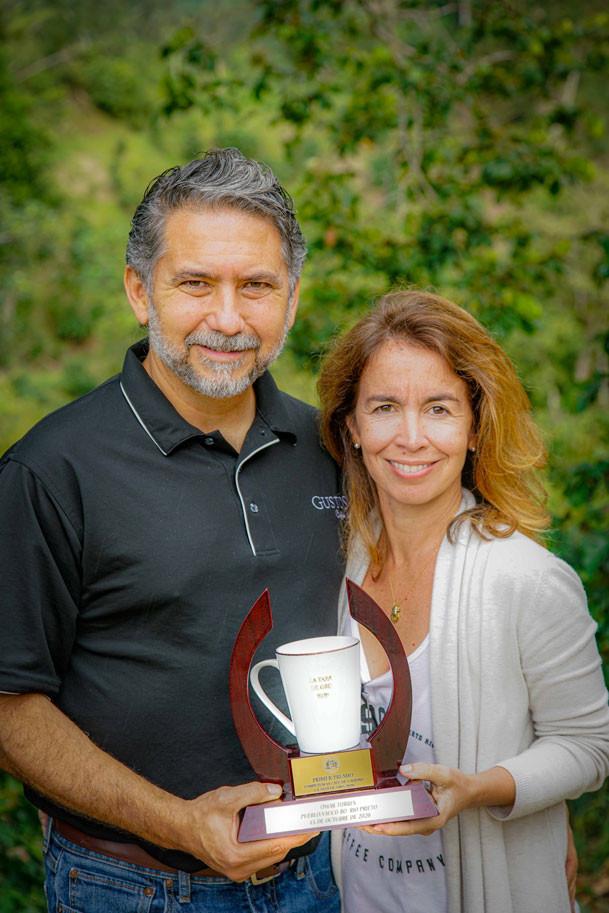 Premio La Taza de Oro 2020.
