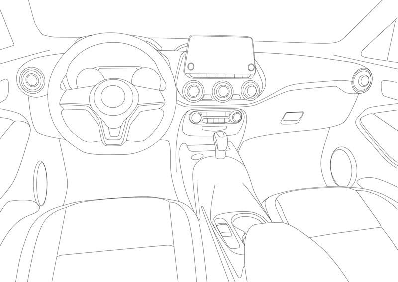 Nissan Juke (interior) source