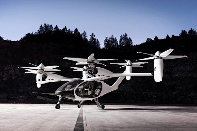 Toyota-Joby Aviation