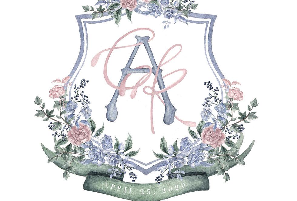 Anabelle Crest Digital File