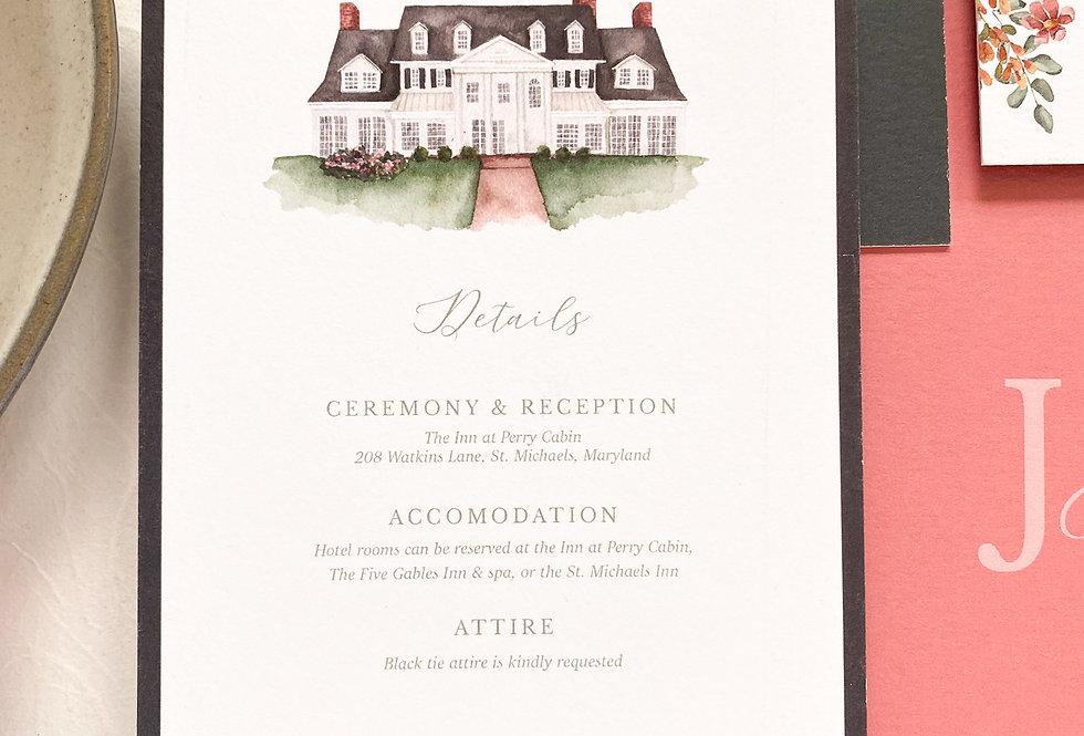 Marlowe Details Card