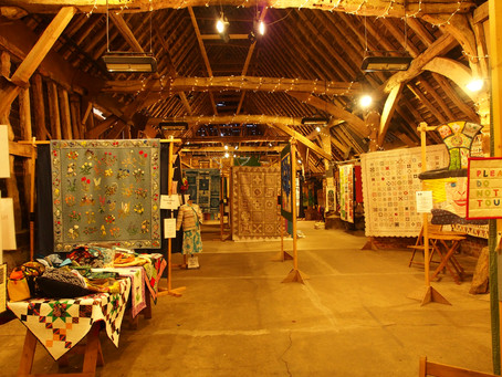 """Quilters' Guild """"BigExhibition""""  4th-6th May 2019"""