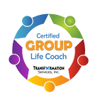 group life coach logo