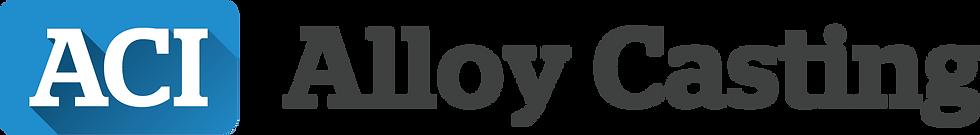Alloy Casting Foundry Logo