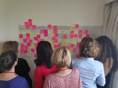 Design Thinking - the new method to define a product