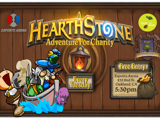 Hearthstone: Adventure for Charity