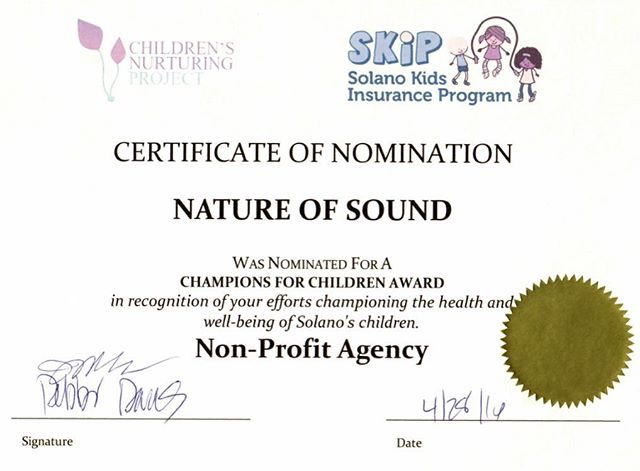 Thank you _childrensnurturingproject and SKIP for the #Championsforchildren #awards it was an honor