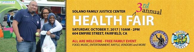 Solano Health Fair