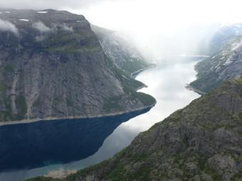20 потрясающих мест Норвегии для незабываемого путешествия