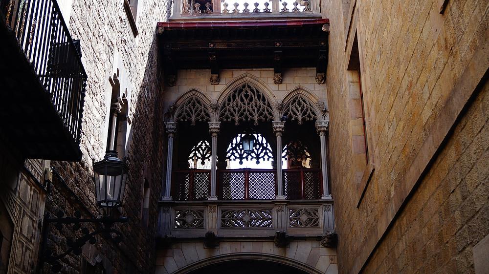 Готический квартал, Барселона, Испания