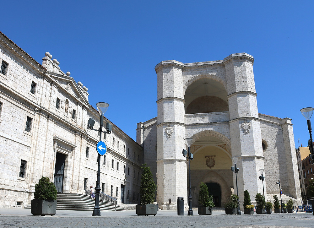 Вальядолид, Испания