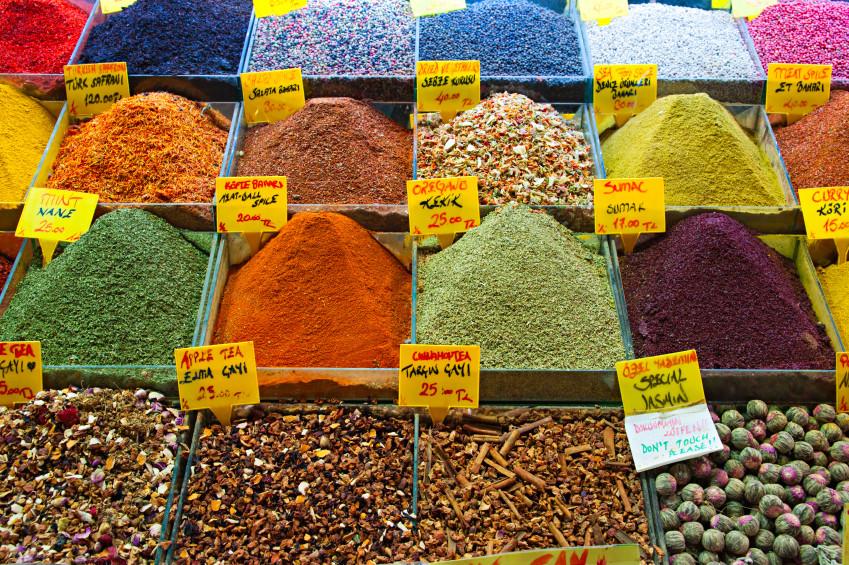 Рынок специй, Египетский рынок в Стамбуле