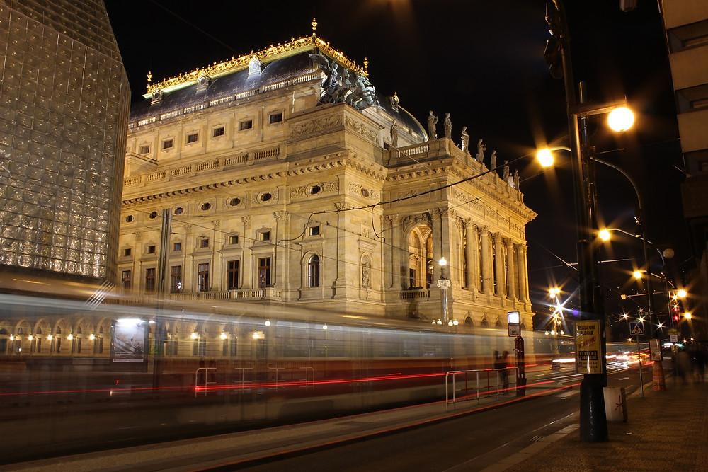 Национальный театр, Прага, Чехия