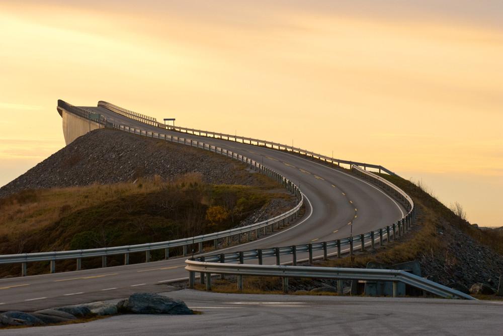 Мост Storseisundet