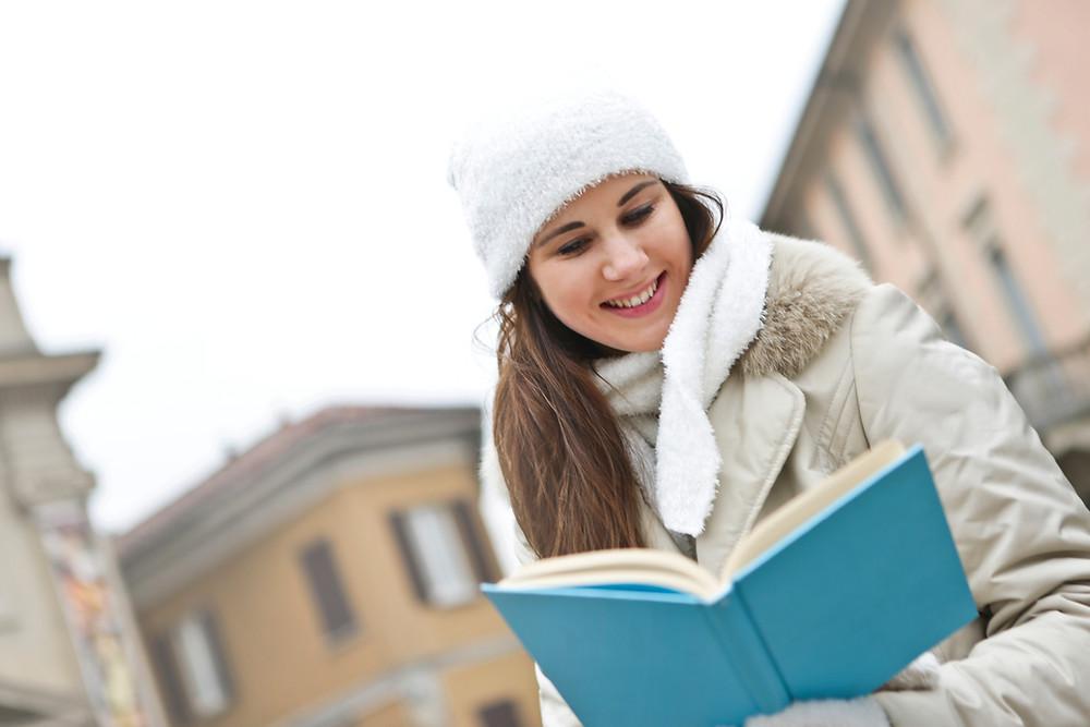 Эмоции во время чтения книг