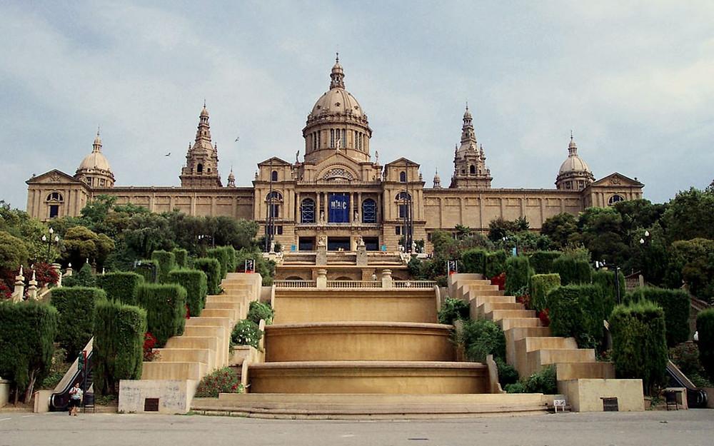 Музей каталонского искусства, Барселона, Испания