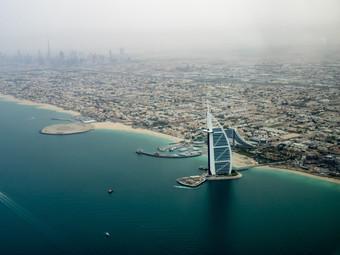 ТОП-8 роскошных пляжей Дубая