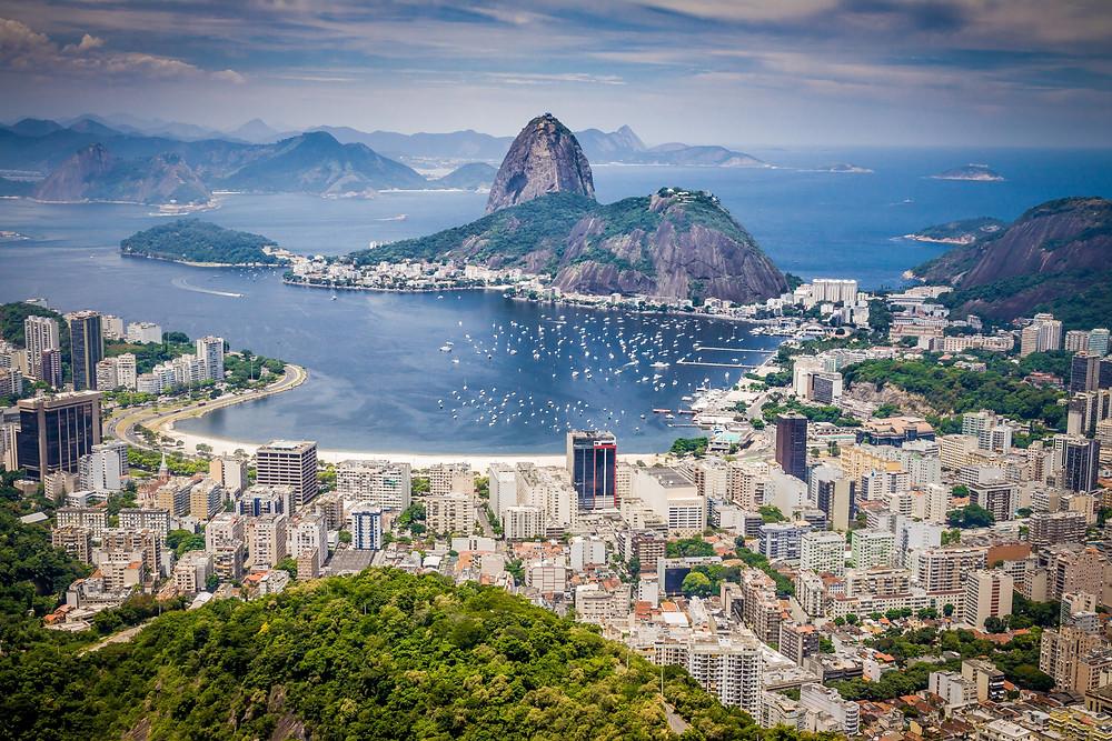 Забронировать туры в Бразилию, авиабилеты в Рио-де-Жанейро