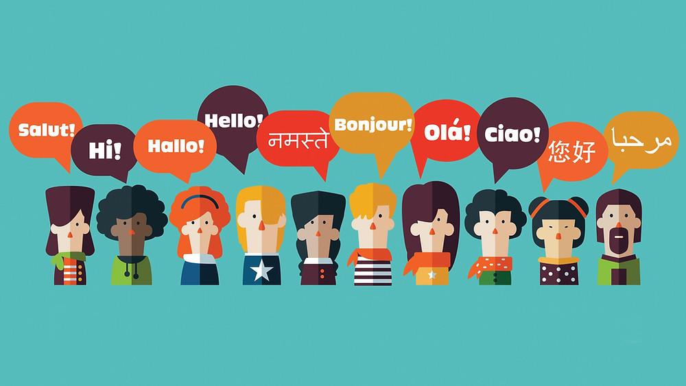 Иностранные языки мира