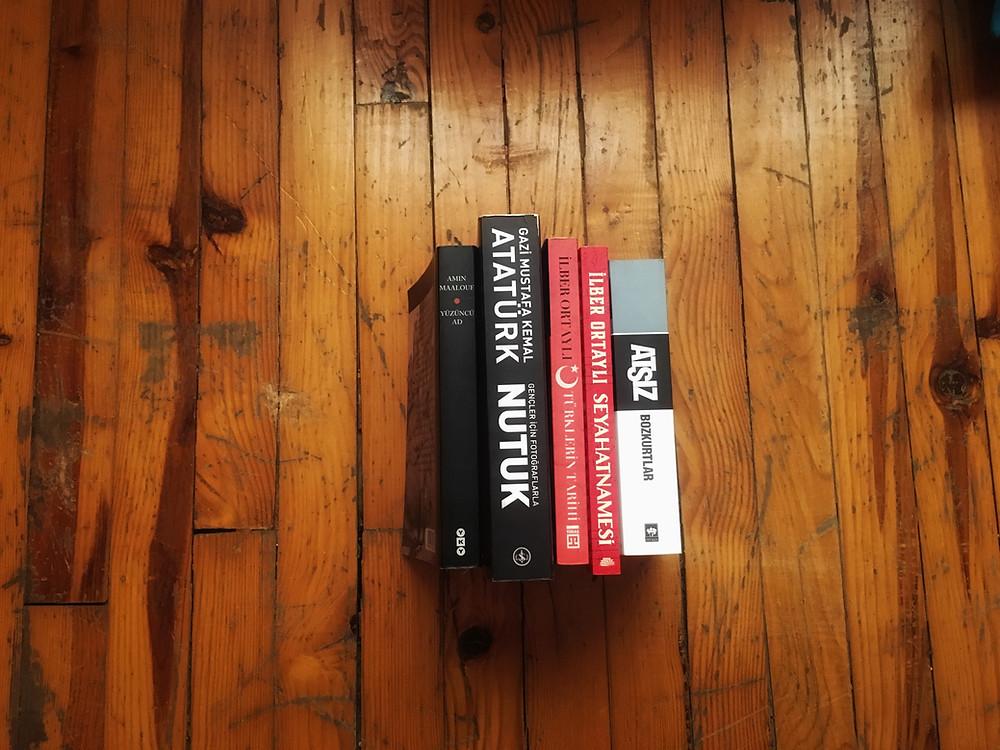 Книги на турецком языке
