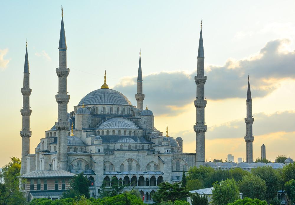 Что нужно сделать туристу в Стамбуле: голубая мечеть
