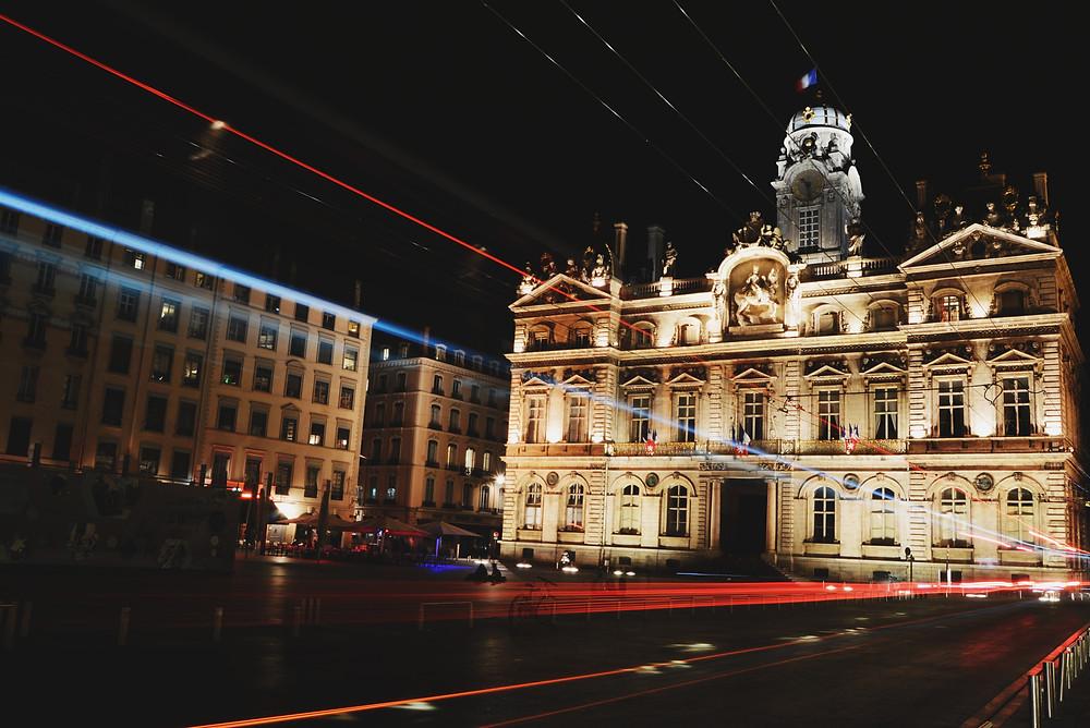 Лион, Франция
