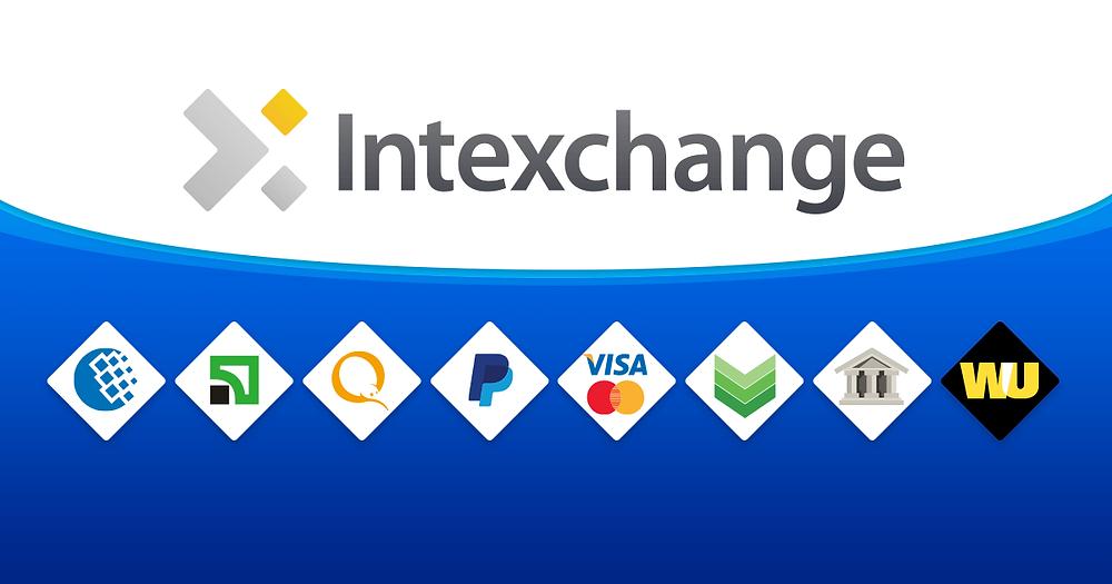 Онлайн-обменник IntExchange: вывести Вебмани на карту Приватбанка, Visa, Mastercard, воспользоваться международным банковским переводом