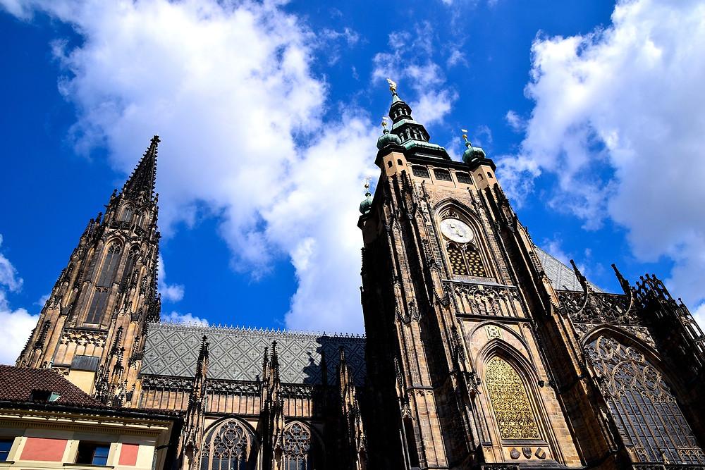 Собор святого Вита, Прага, Чехия