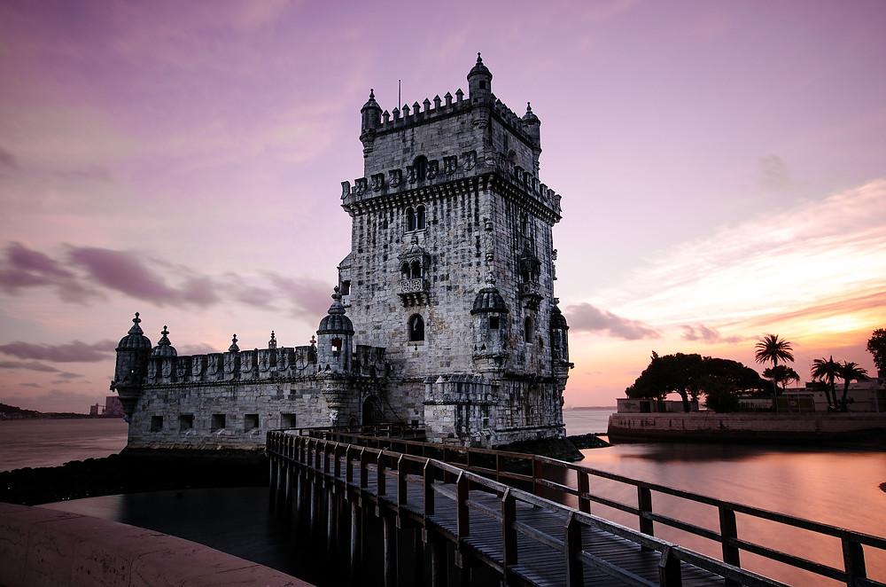 Башня Белен, Лиссабон, Португалия