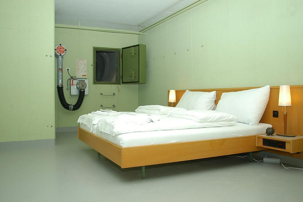 Null Stern Hotel, Швейцария