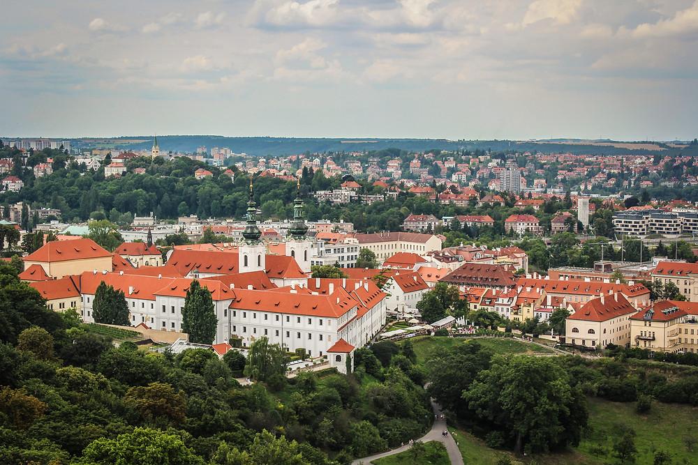 Достопримечательности Праги, купить дешевые авиабилеты в Прагу, забронировать отель