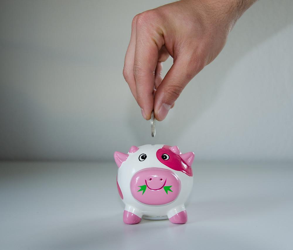 Копите деньги вместе с детьми
