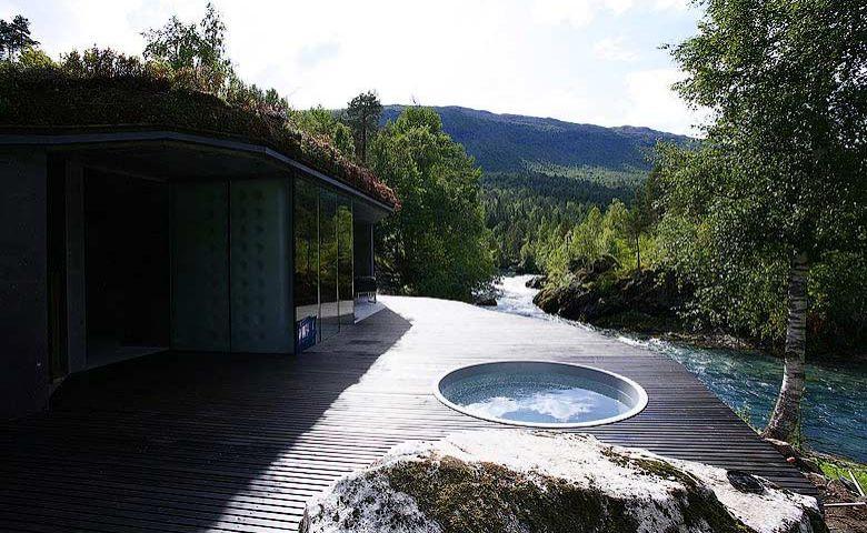 Juvet Landscape Resort, Норвегия