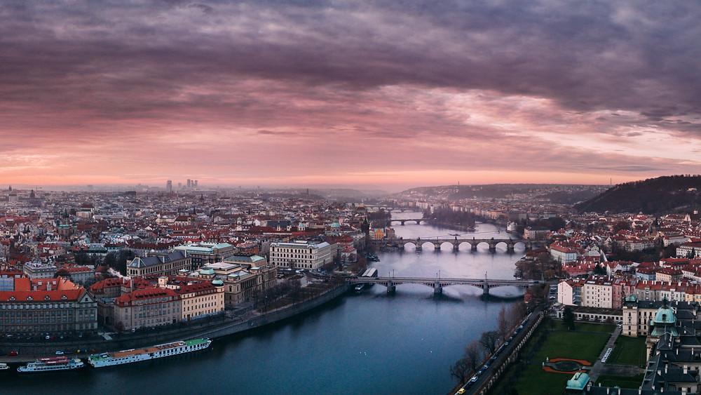 Куда поехать в Чехии: Прага
