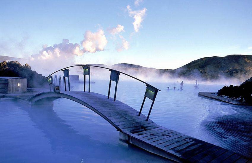 Термальные источники Исландии