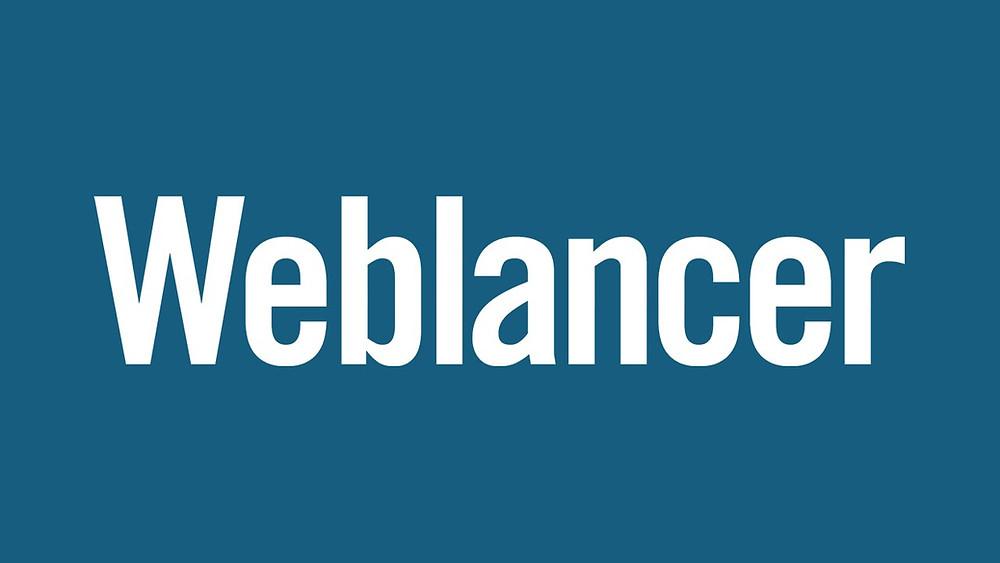 Удаленная работа на дому на бирже фриланса Weblancer