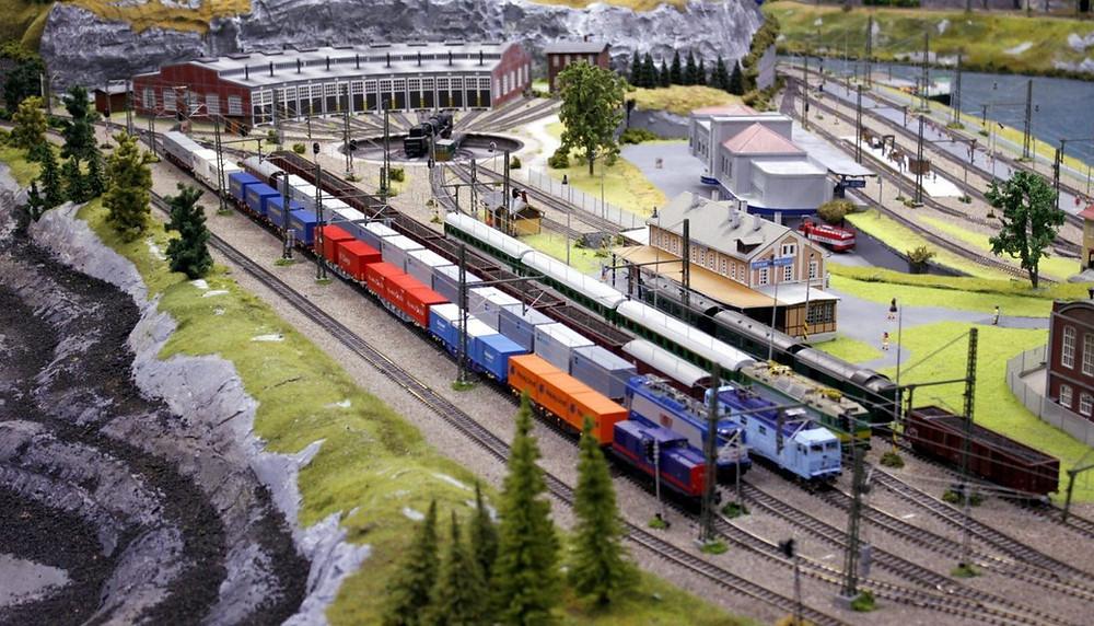 Королевство железных дорог, Прага, Чехия