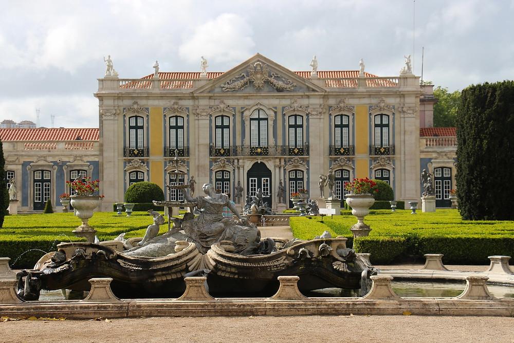 Дворец Келуш, Лиссабон. Португалия