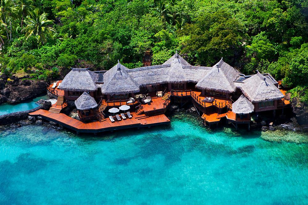 Laucala Island Resort 5*, остров Лаукала, Фиджи
