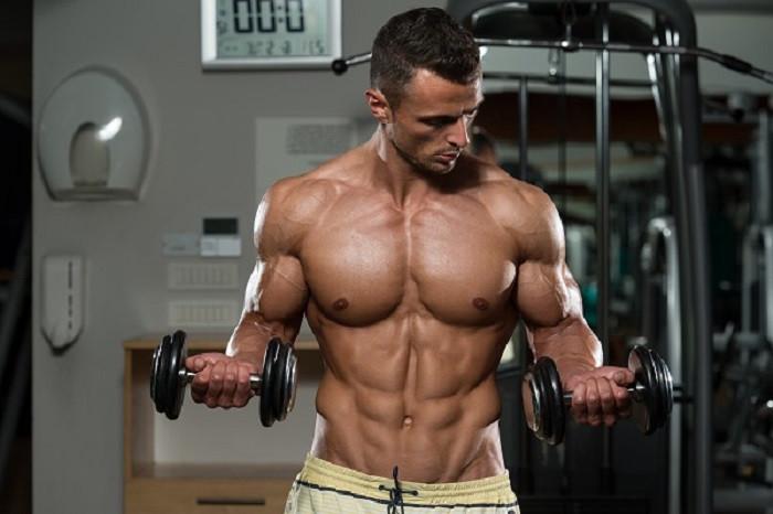 Как накачать бицепс, как накачать руки, нарастатить мышечную массу, фитнес, тренировки