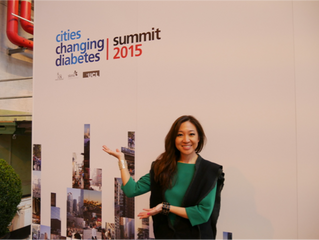 Cities Changing Diabetes Summit