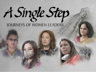A Single Step: Journeys of Women Leaders Premiere at Asia Society, New York