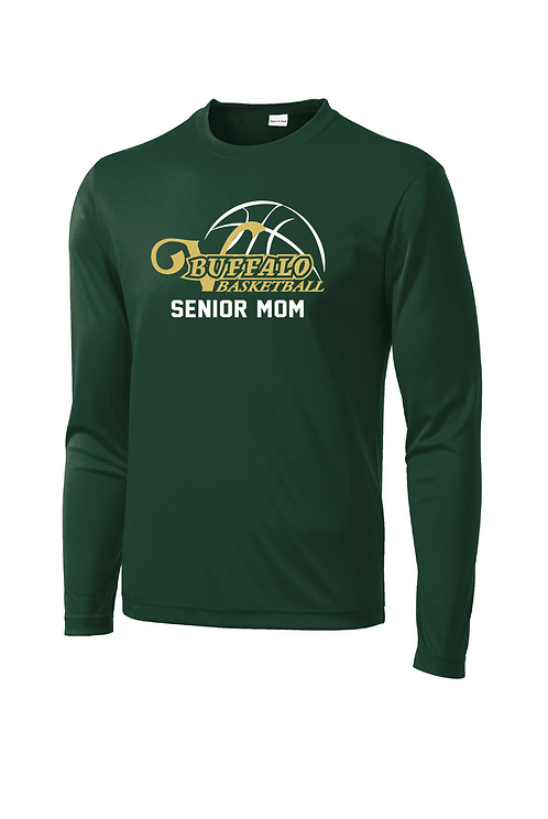 Youth Performance Long Sleeve Tee (Basketball)