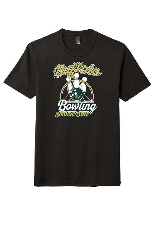 Unisex Soft-Style Tee (Bowling)