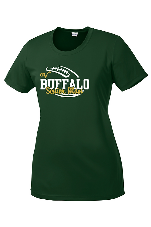 Ladies Performance Tee (Football)