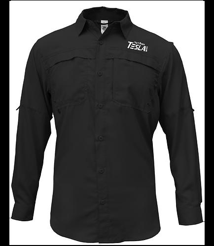 Men's Long-Sleeve Fishing Shirt