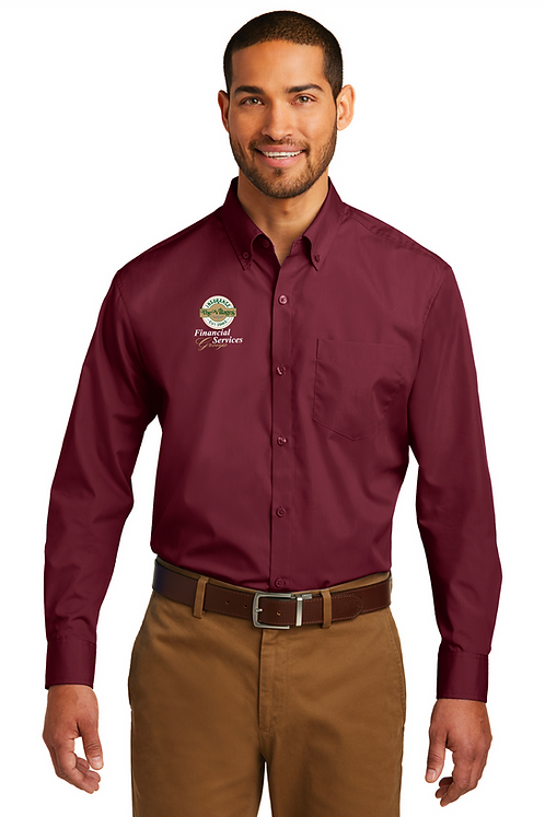 Men's Button Shirt