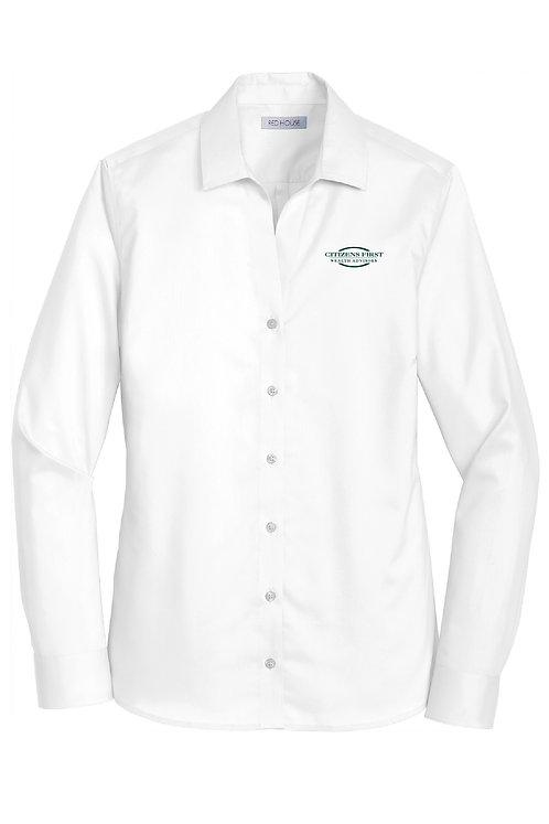 Ladies Non-Iron Twill Shirt