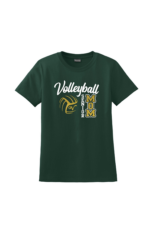 Ladies Nano-T Cotton T-Shirt (Volleyball)